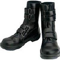 【CAINZ DASH】シモン 安全靴 マジック式 8538黒 27.0cm