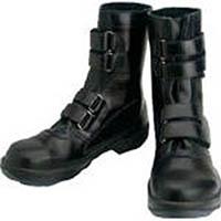【CAINZ DASH】シモン 安全靴 マジック式 8538黒 28.0cm