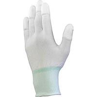 【CAINZ DASH】ブラストン PU指先コート編手袋 S(スーパーエコノミータイプ) (10双入)