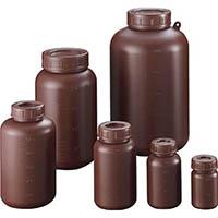 【CAINZ DASH】サンプラ PE広口遮光瓶 100ml (200個入)