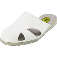 【CAINZ DASH】シモン 静電作業靴 スリッパタイプ CA−62 M