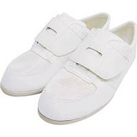 【CAINZ DASH】シモン 静電作業靴 メッシュ靴 CA−61 23.5cm