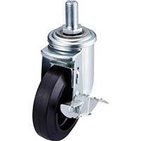 【CAINZ DASH】ワコー エアーキャスターねじ込みタイプ(自在車S付)荷重160車輪径150幅38