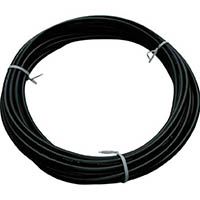 【CAINZ DASH】品川電線 耐油300V電源用コード 10m