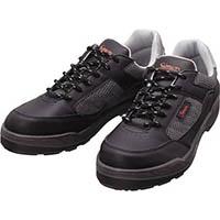 【CAINZ DASH】シモン プロスニーカー 短靴 8811ブラック 24.0cm