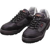 【CAINZ DASH】シモン プロスニーカー 短靴 8811ブラック 24.5cm