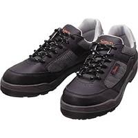 【CAINZ DASH】シモン プロスニーカー 短靴 8811ブラック 25.5cm
