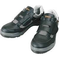 【CAINZ DASH】シモン プロスニーカー 短靴 8818ブラック 25.0cm