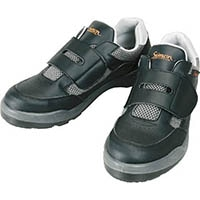 【CAINZ DASH】シモン プロスニーカー 短靴 8818ブラック 28.0cm