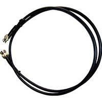 【CAINZ DASH】テイシン BNC付同軸ケーブル2m BNCプラグ両端付 3C−2V