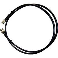 【CAINZ DASH】テイシン BNC付同軸ケーブル5m BNCプラグ両端付 3C−2V