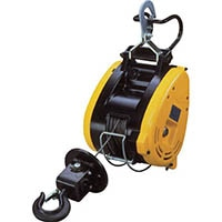 【CAINZ DASH】リョービ 電動小型ウインチ 130kg WI12531