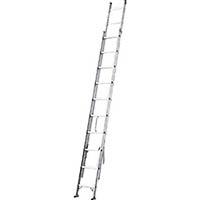 【CAINZ DASH】ハセガワ アルミ2連はしご 軽量タイプ HE2型 5.84m