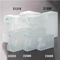 【CAINZ DASH】サンプラ ブックボトル 500ml 透明