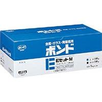 【CAINZ DASH】コニシ ボンドEセットM 1kgセット(箱)中粘度 M #45117 M