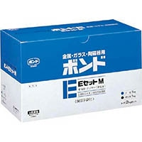 【CAINZ DASH】コニシ ボンドEセットM 2kgセット(箱)中粘度 M #45127 M