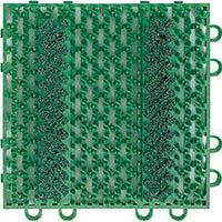 【CAINZ DASH】コンドル (屋外用マット)エバックブラシハードマットYL 本駒 緑