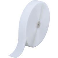 【CAINZ DASH】TRUSCO マジックテープ 縫製用B側 幅50mmX長さ25m 白