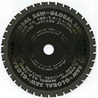 【CAINZ DASH】モトユキ グローバルソーファインメタル 鉄ステン兼用