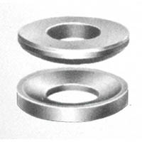 【CAINZ DASH】スーパーツール 球面座金(M24用)凸凹1組