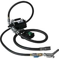 【CAINZ DASH】アクアシステム 高粘度オイルホース接続 電動ポンプ(100V) 油