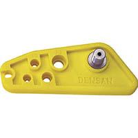 【CAINZ DASH】デンサン 同軸ストリップゲージ&ホルダー