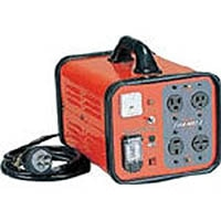 【CAINZ PRO】ハタヤ トランスル 昇降圧兼用型 単相200V・100V 3.0kVA HLV03A