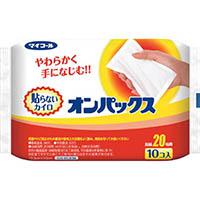 【CAINZ DASH】エステー オンパックス10袋