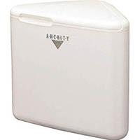【CAINZ DASH】コンドル L.トイレコーナーAL三角型 白