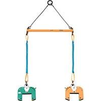 【CAINZ DASH】スーパー 木質梁専用吊クランプ天秤セット