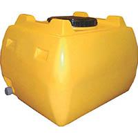 【CAINZ DASH】スイコー ホームローリータンク50 レモン