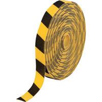 【CAINZ DASH】TRUSCO マジックバンド結束テープ 両面 幅25mmX長さ15m トラ柄