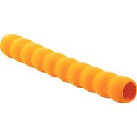 【CAINZ DASH】TRUSCO 台車用グリップ 内径約28X300 オレンジ