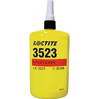 【CAINZ DASH】ロックタイト 紫外線硬化接着剤 3523(LX−3521) 250ml