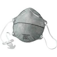 使い捨て防塵マスクDS2活性炭入TR3600B