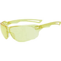 【CAINZ DASH】TRUSCO 二眼型セーフティグラス スポーツタイプ レンズイエロー
