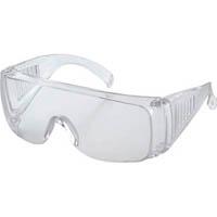 【CAINZ DASH】TRUSCO 一眼型セーフティグラス レンズ透明