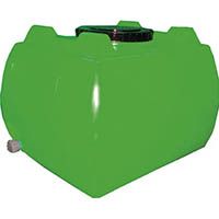 【CAINZ DASH】スイコー ホームローリータンク50 緑