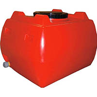 【CAINZ DASH】スイコー ホームローリータンク50 赤