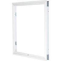 【CAINZ DASH】ダイケン 壁点検口 ホワイト 450×450