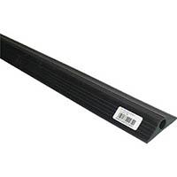 【CAINZ DASH】大研 ケーブルプロテクタ10x5M ブラック