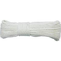 【CAINZ DASH】ユタカメイク ロープ 綿ロープ3ツ打 4φ×10m