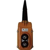 【CAINZ DASH】象印 αSB2点押ボタンスイッチ(2速)