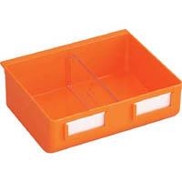 【CAINZ DASH】TRUSCO ビンラック用ライトビン 197X1H67XH67 オレンジ