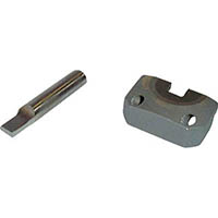 【CAINZ DASH】三和 電動工具替刃 ハイニブラSN−320B用受刃