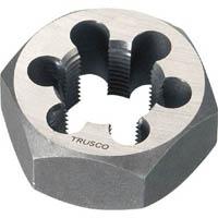 【CAINZ DASH】TRUSCO 六角サラエナットダイス 並目 M14X2.0