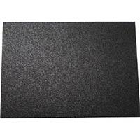 【CAINZ DASH】イノアック セルダンパー 防振マット 黒 5×500×1000