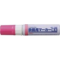 【CAINZ DASH】サクラ 鉄鋼用マーカー極太 桃