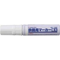 【CAINZ DASH】サクラ 鉄鋼用マーカー極太 白