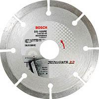 【CAINZ PRO】ボッシュ ダイヤホイール 105PEセグメント DS105PE